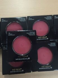Wholesale Job Lot x 10 Revlon Cream Blush Shade 150 Charmed Enchantment Cosmetics Make-Up