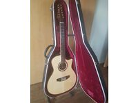 For Sale - Turner 12 String Electro-Acoustic 74CE-12 Grand Auditorium - £375 ovno