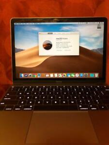 "MID 2015 12"" MACBOOK CORE M 256GB 8GB GOLD W/FREE SOFTWARE OVER $6000(OFFICE, ADOBE, FINAL CUT PRO) $1099 OBO"