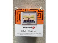 Tom Tom One Classic SAT Nav