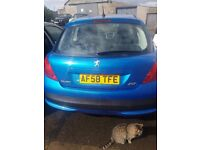 For sale peugeot 207 m:play