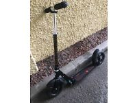 Black Adult Older Child Teen Cool Micro Scooter