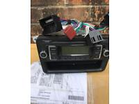 VW T5 radio unit