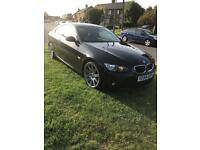 2008 BMW E92 320i M SPORT -FSH - RED LEATHER
