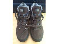 Karrimor walking boots size 9 never been worn