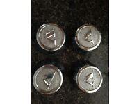 Volvo V240 Chrome Wheel Caps