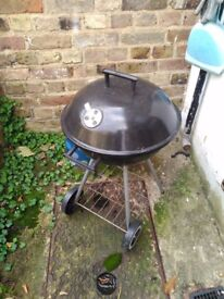 Second hand BBQ for the summer