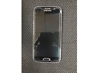 SAMSUNG GALAXY S6 32GB SAPPHIRE BLUE UNLOCKED EXCELLENT CONDITION