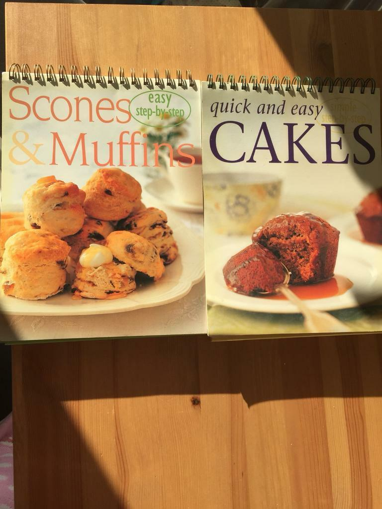 2 Cook books