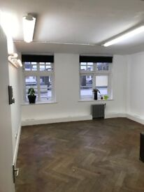 Private 220-900 Sq Ft offices, Covent Garden w. London Eye view! Above a Theatre w. 24/7 access!