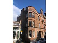 Two bedroom flat to rent Stirling centre