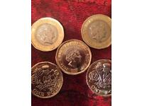 LATEST RARE ROYAL MINT 12 SIDED £1 COIN WRONG RELEASE DATE of 2016.