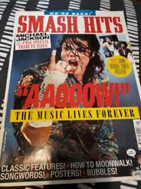 Michael Jackson Smash Hits Special Edition