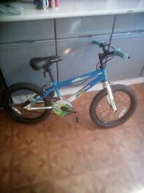 Kids 18inch bike