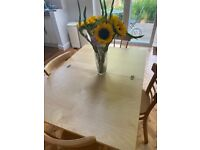 Dining/ kitchen table and chairs