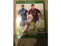 Fifa 15 game Xbox one