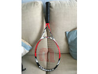 Wilson Steam 105 tennis rachet