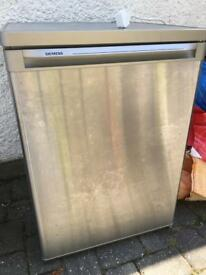 Siemens stainless front fridge. NOW SOLD