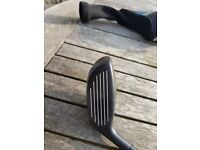 Ping G30 22 degree hybrid with regular shaft. (4 iron equivalent)