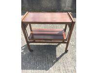 Vintage Tea Trolley / Table