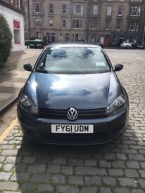 Volkswagen Golf 1.2 TSI S 5dr with low mileage and full service history