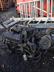 FORD TRANSIT ENGINE AND GEAR BOX DOORS AND OTHER PARTS!!!!!
