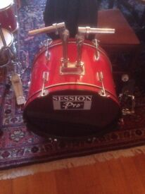 Session Pro Drum Kit with Paiste Ride Cymbal