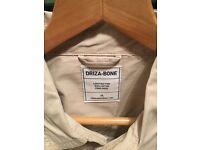 NWOT Driza-bone mens collared shirt XL