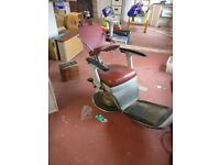 Barber/Dentists chair