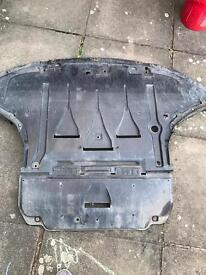 audi a6 estate 2007 undertray engine cover