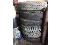Lorry Tyres and Rims