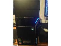 ACER ASPIRE M3201,HDMI. WINDOWS 10. ATI RADEON GRAPHICS. MS OFFICE 2010. 4GB RAM