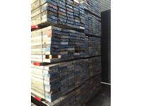 "Scaffold boards 6""feet and 8""feet"