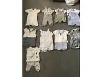 Baby boy outfits bundle
