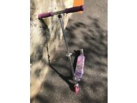 Very good condition - 'Groovy Chick' Scooter for a 5-10 year old girl