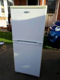 whirlpool fridge freezer, delivery available