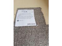 JOHN LEWIS SOFA Jackson Small Sofa, Basics Dash Charcoal (Good Condition)