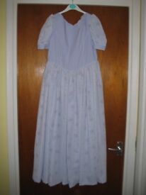 Lovely smart occasion dress - (approx age 8-10)