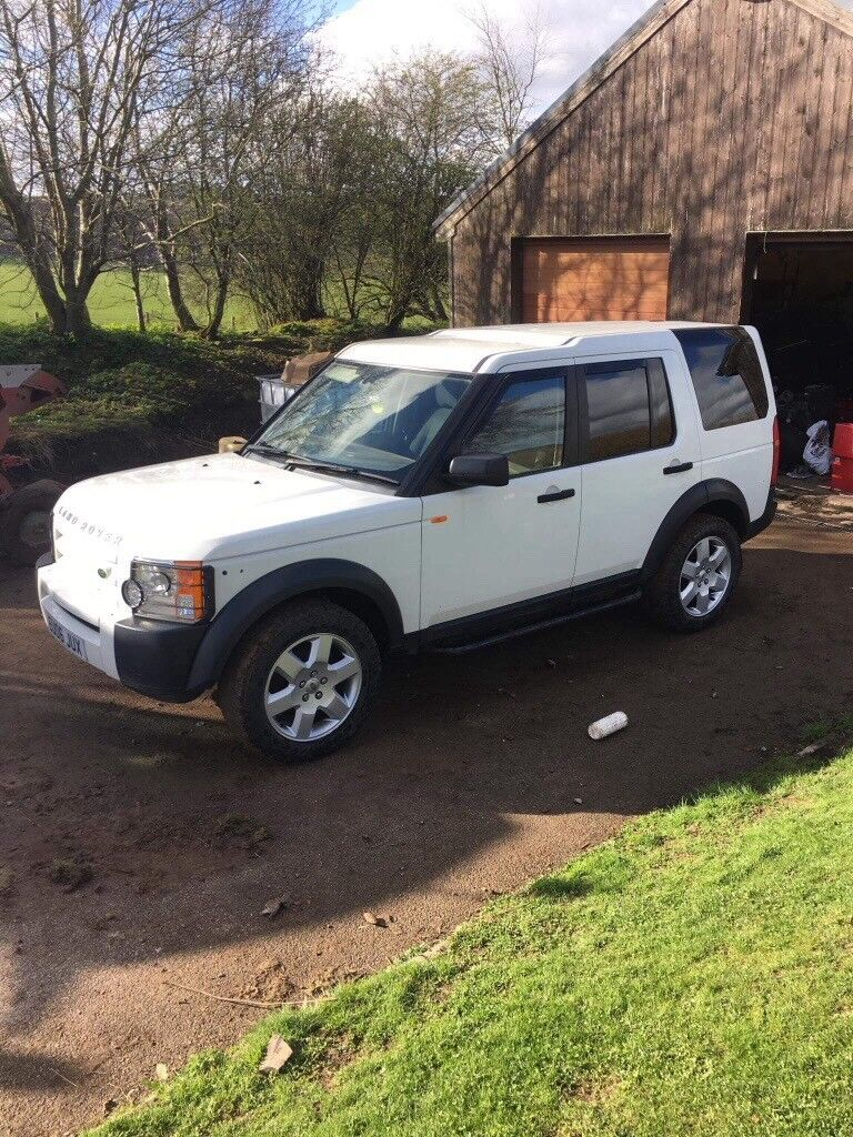 Land Rover Discovery 3 TDV6 Manual