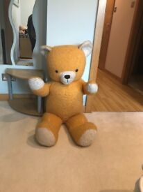 Free Large vintage collectibles teddy bear