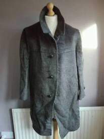 Vintage men winter coat