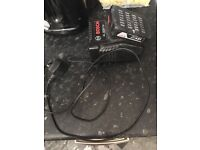 18v battery and charger for Bosch drills etc