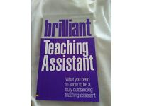 Brilliant Teaching Assistant Boon, £8 ONO