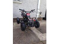 Mini Moto quad 49cc quad