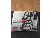 MSI Z170A XPOWER GAMING TITANIUM Ed, Intel Z170, S 1151, DDR4, SATAe, M.2