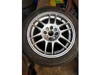 Renault OZ 15 inch wheels