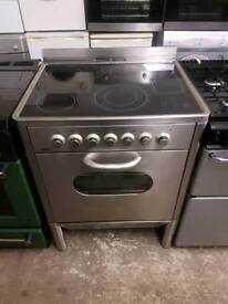 ZANUSSI ELECTRIC RANGE COOKER 70CM WITH STAINLESS STEEL COLOUR