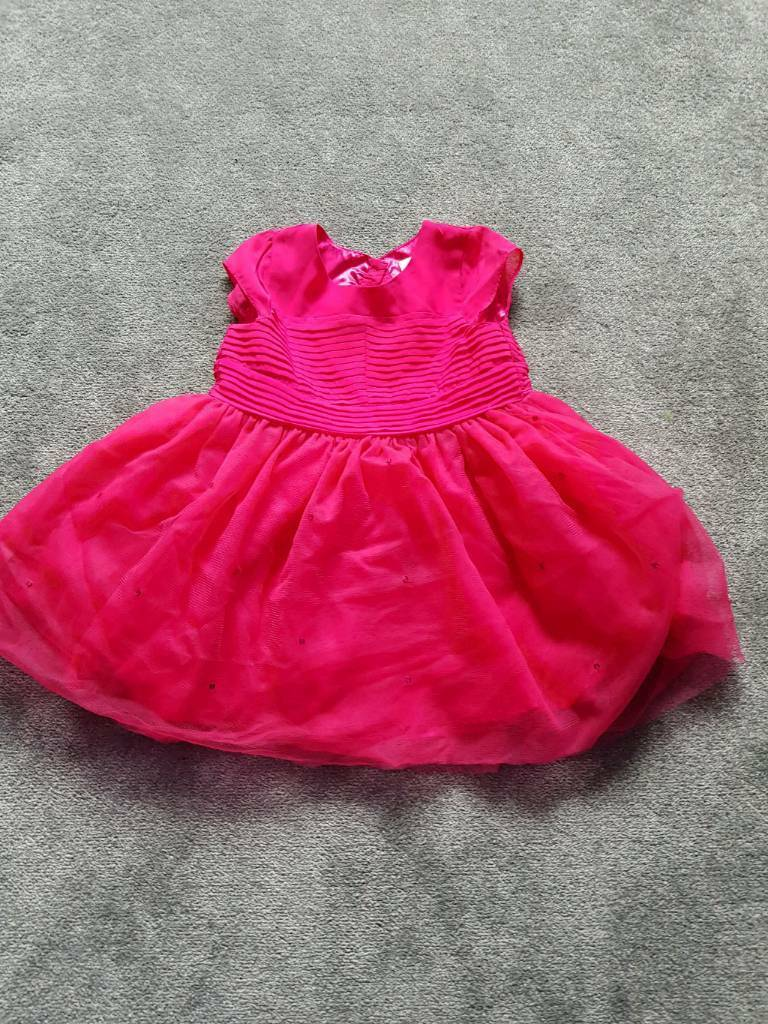 Girls Ted Baker Occasion Party Dress Age 3-4