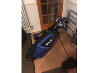 Ram Evolution Golf Clubs and Bag