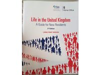 Selling life in the UK book